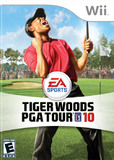 Tiger Woods PGA Tour 10 (Nintendo Wii)